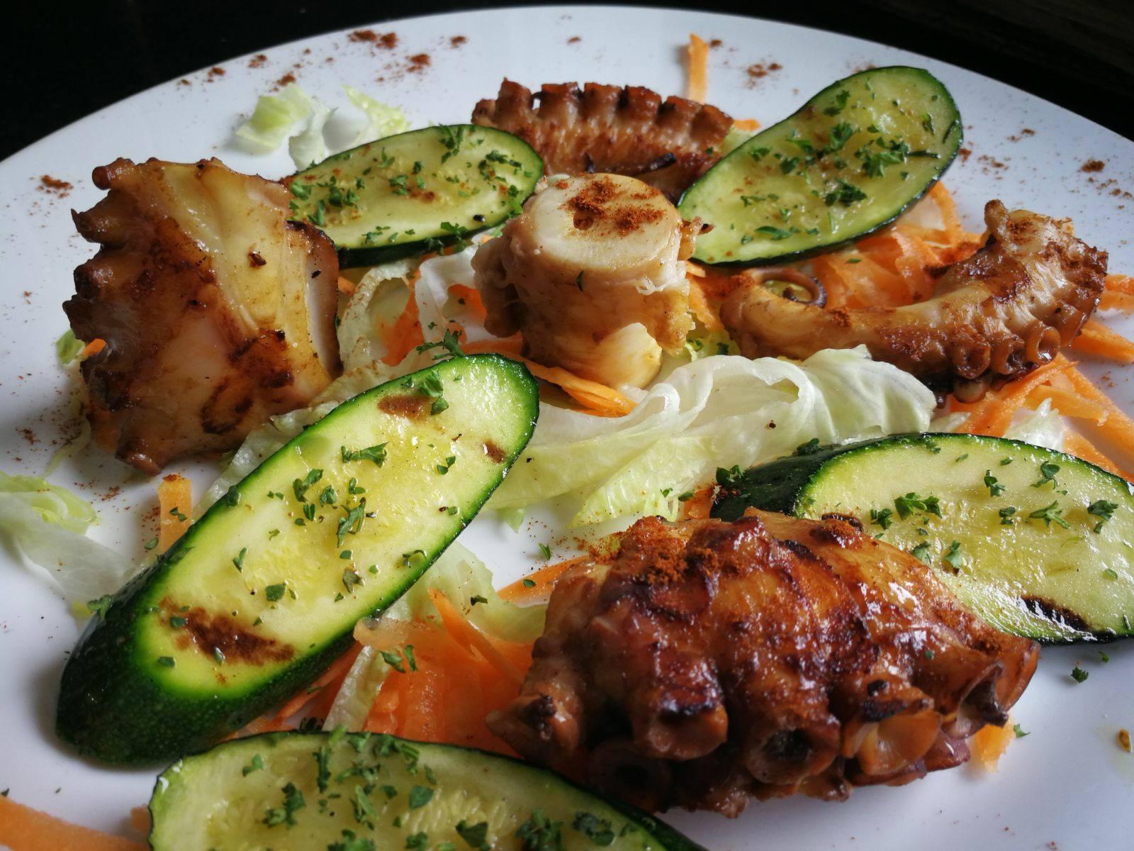 polipo zucchine
